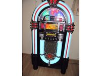 Itek large bluetooth jukebox station 1 CD player