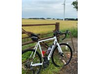 Orbea D50 pedal assist electric road bike
