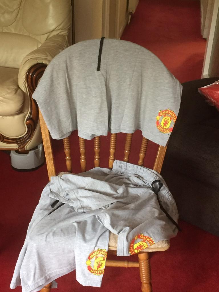 Manchester United football shirts