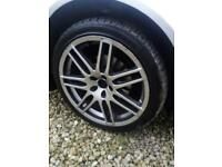 "18"" Audi A4 RS4s Alloys 5x112"