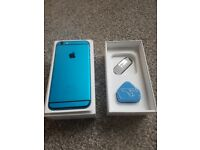 **brand new** iphone6plus limited edition blue