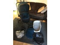 Orb Mothercare pushchair