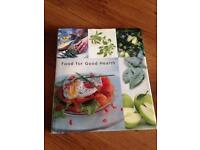 Cookery book food for good health