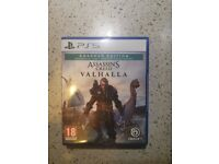 Assassins creed valhalla PS5 PlayStation 5 game