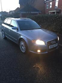 Audi a4 2.0 t 6speed manual 1 owner car
