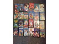 Disney videos Classic VHS. X24