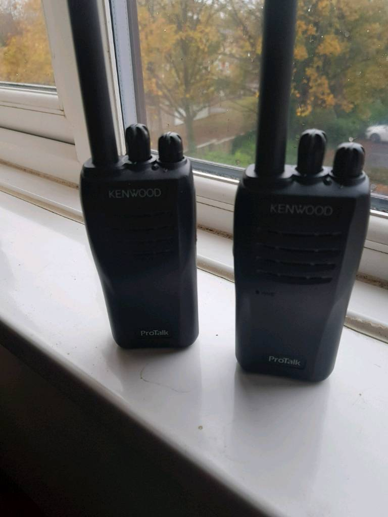 Kenwood 2 way radios