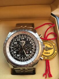 Breitling Bentley Limited Edition Le Mans A226212 0063/1000 UK Papers-GENUINE