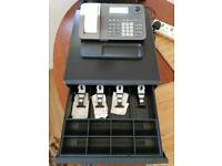 CASIO SE-S100 cash register till as new