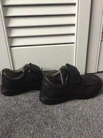 *Brand New* Boys Black School Shoes