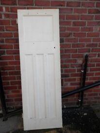 1930's door