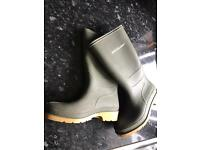 Wellies rain shoes
