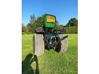 John Deere 855 Compact 4WD Tractor