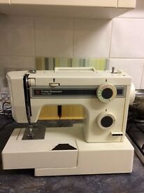 Frister & Rossman electric sewing machine