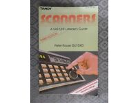 Scanners - A VHF/UHF Listener's Guide - 3rd Edition - softcover reference book