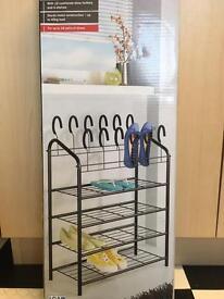 New shoe rack