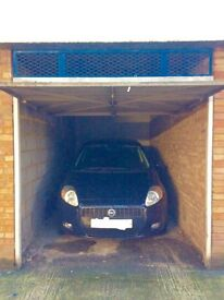 Secured 24/7 garage very close to Marylebone Station