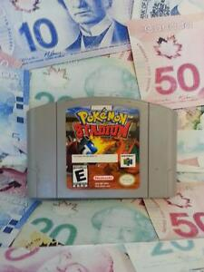 Pokemon Stadium For Nintendo 64. We Sell Used Video Games. GAME HYPES! (#5799)