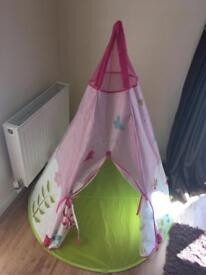 Elc girls play tent/teepee