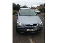Vauxhall zafia Spares and repairs