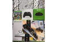 New Xbox One S 500GB console Forza Horizon 3 console bundle