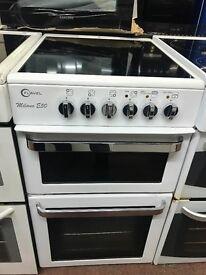 50CM WHITE FLAVEL ELECTRIC COKER