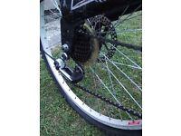 Boss 7 Gear Professional Mountain Bike