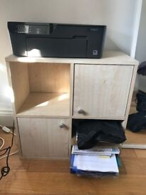 Shelving / Storage unit with cupboards
