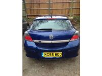 Astra 3 door 2006 55 plate coupe