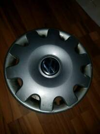 """4x16"""" wheel trims, Hub Caps, Covers to fit Volkswagen Golf,Polo,Touran,Caddy"""