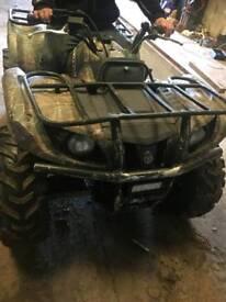 Yamaha quad