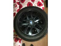 BMW 320D wheels e90