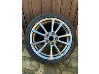 Mazda MX5 Niseko Limited Edition Alloy Rim and Tyre