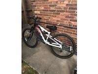 Mountain Bike! full suspension
