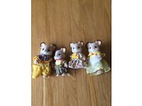 Sylvanian Families - Mouse Family