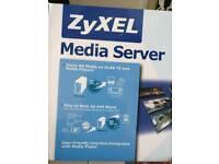 ZyXEL Media Server NSA310