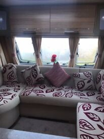 2012 6 Berth Bailey Retreet Sycamore Caravan sited at Rudding Holiday Park Harrogate