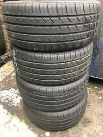 275/45/20 tyres