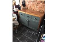 Cupboard and Draws