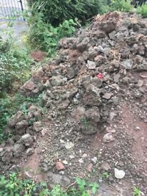 Free top soil must collect