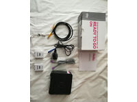 Sky SR102-Z Wireless AC Router with all cables, 2 microfilters etc