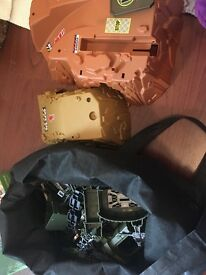 Large Army toy bundle