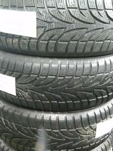 P225/65R17X4 SAILUN ICE BLAZZER WINTER TIRES USED ALMOST BRAND NEW FOR SALE
