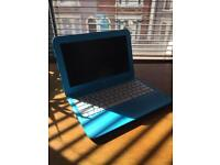 HP Stream 11.6 Inch Celeron 2GB 32GB Cloudbook Laptop + 32GB SD Card + Cover