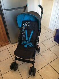 Silvercross pop pushchair