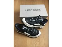 Men's Antony morato shoes fit size 7/8 also men's Valentino tshirt size large