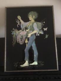 Vintage Retro Pencricket Fine Art Co