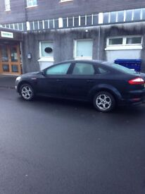60 Plate Ford Mondeo 1.8 TDCi Zetec - engine damaged
