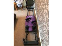 Collapsible Aero Pilates Machines