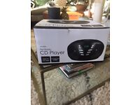 Brand New FM Radio CD Player